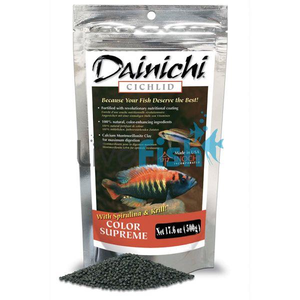 Dainichi Cichlid Colour Supreme Sinking 3mm Pellet 500g