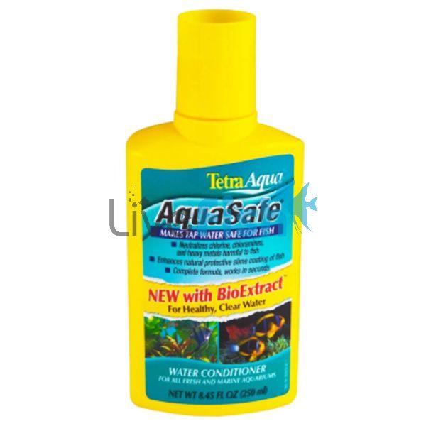 Tetra Aquasafe Chlorine Neutralizer &  Water Conditioner 100ML